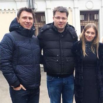 Гарик Харламов и Кристина Асмус окрестили дочь