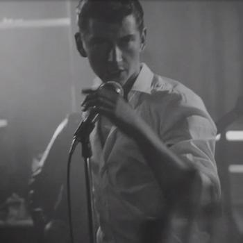 Arctic Monkeys выпустили рок-н-ролльный клип (Видео)