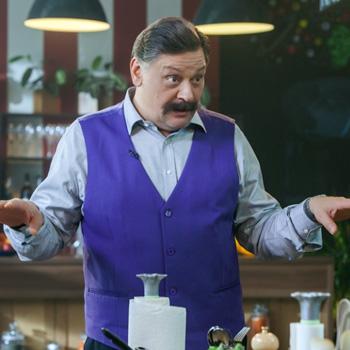 Шеф-повар «Кухни» станет ведущим нового кулинарного шоу СТС