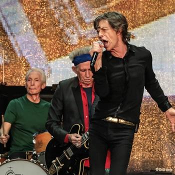 Rolling Stones впервые за 40 лет исполнили вживую песню «Silver Train»