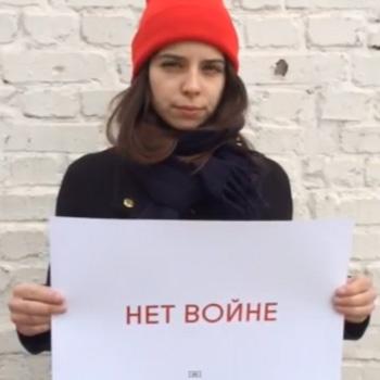Российские инди-музыканты опубликовали антивоенный ролик (Видео)