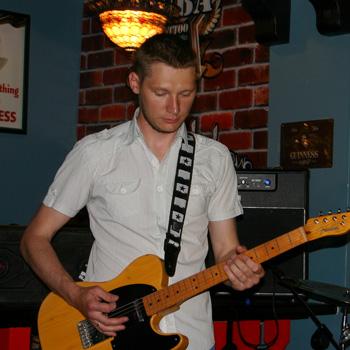 У «Сансары» новый гитарист