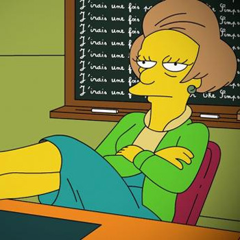 25 сезон «Симпсонов» стал последним для Эдны Крабаплл
