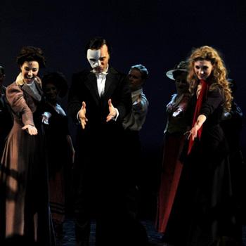 «Призрак оперы» придет в Россию в октябре