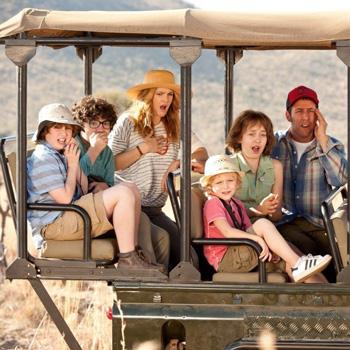 Адам Сэндлер и Дрю Бэрримор станут звездами года на CinemaCon