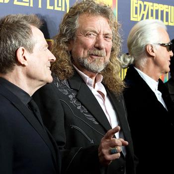 Led Zeppelin перевыпустят первые три альбома с бонусами