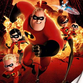 Pixar работает над сиквелом «Суперсемейки»