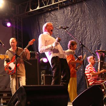 Группа «АукцЫон» перенесла киевский концерт