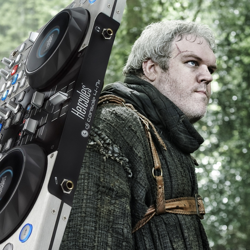 hodor When the white walkers attack bran's cave, meera and the three-eyed raven urge bran to use his warg powers on hodor, a longstanding ability of bran's that is separate from greensight.