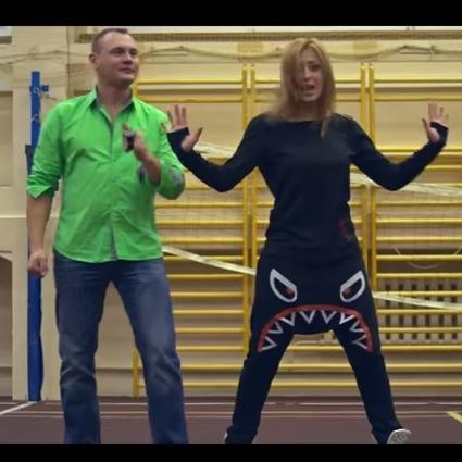 VIA-Летта сделала «Физрука» из экс-участника «Дома-2» (Видео)