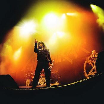 Фоторепортаж с концерта Slayer и Anthrax