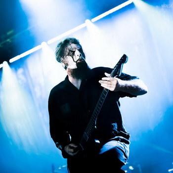 Фоторепортаж с концерта Slipknot