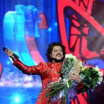 Филипп Киркоров представил «Химеру» на вечере премьер «Новой волны» (Фоторепортаж)