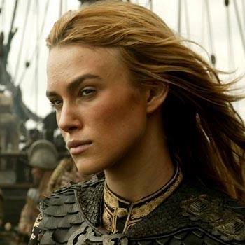 Кира Найтли может вернуться к «Пиратам Карибского моря»