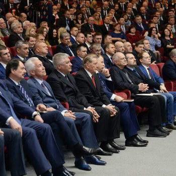 Никита Михалков и Андрей Кричевский: «МВД России - один из гарантов экономического развития всей страны»