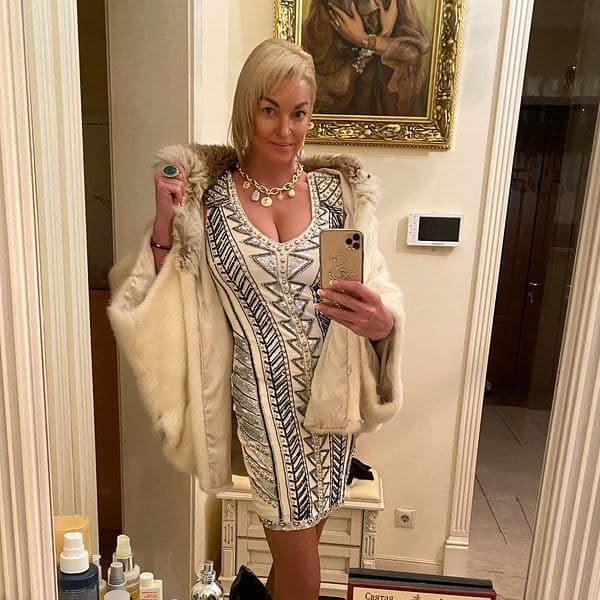 Анастасия Волочкова объявила орасставании свозлюбленным