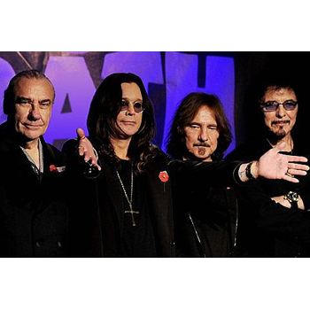 Альбом Black Sabbath «13» стал лучшим на Golden Gods Awards