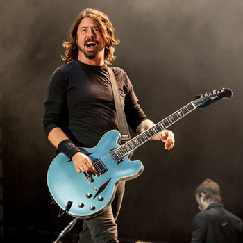 Новый альбом Foo Fighters выйдет в ноябре