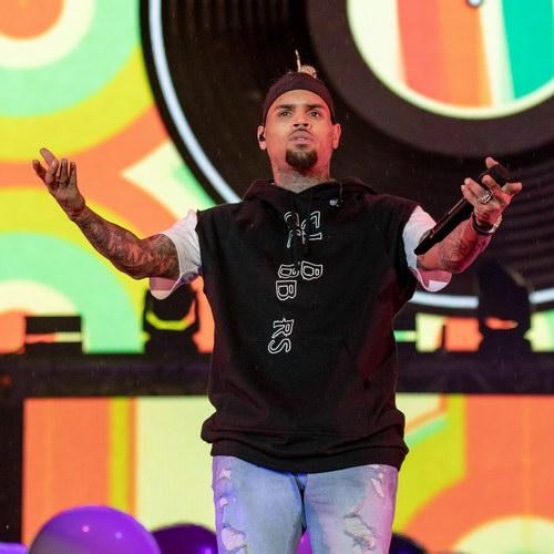 50 Cent провозгласил Криса Брауна новым поп-королем