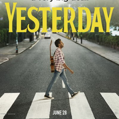 Рецензия на фильм «Yesterday»: All my troubles seemed so far away