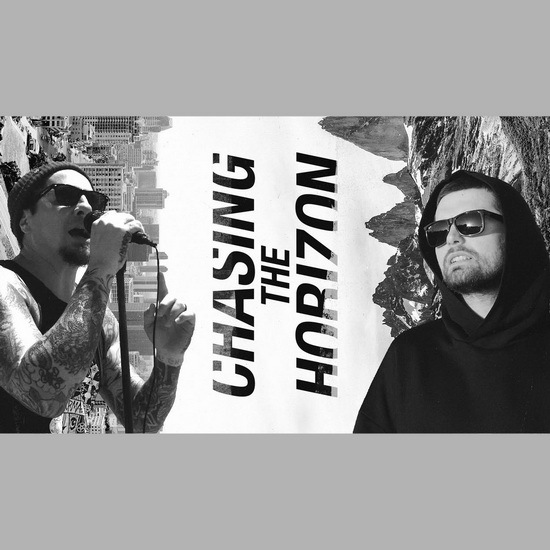 Noize MC и Сонни Сандовал спели под перевёрнутым городом (Видео)
