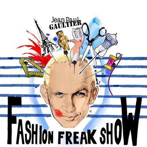 «Fashion Freak Show» Жана-Поля Готье едет в Москву (Видео)