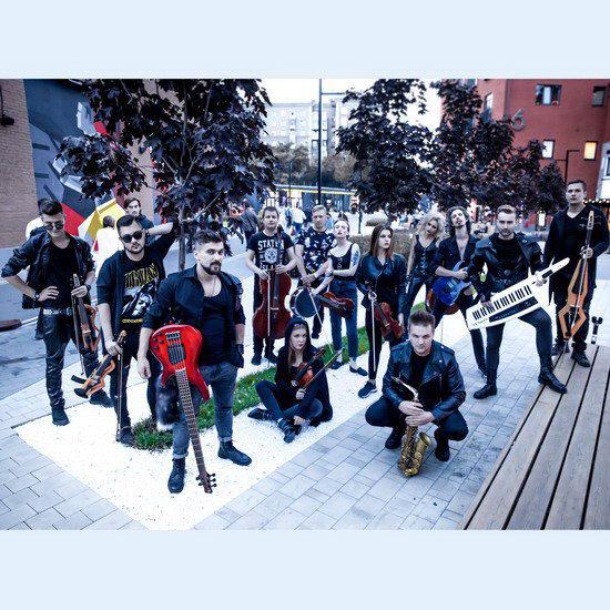 Imperialis Orchestra представит антологию западного рока