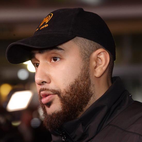 Jah Khalib покажет «Выход в свет» в «Мегаспорте»