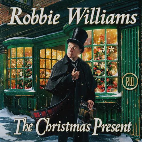 Робби Уильямс показал еще две новогодние песни (Видео)