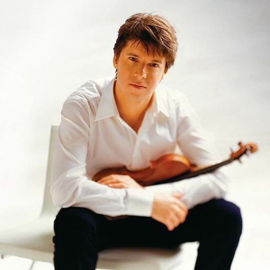 Джошуа Белл сыграет в Москве Моцарта и Мендельсона на скрипке Страдивари