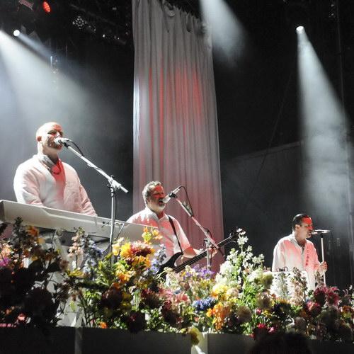 Группа Faith No More возвращается на сцену