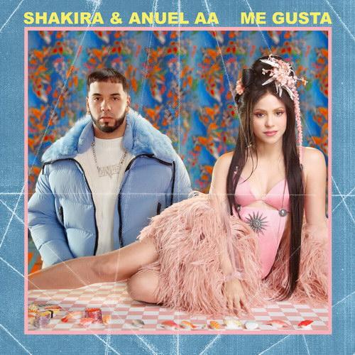 Шакира и Anuel AA спели «Me Gusta» (Видео)