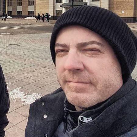инстаграм Александра Красовицкого