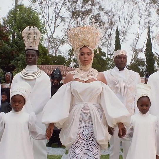 Бейонсе сняла «Black is King» для Disney (Видео)