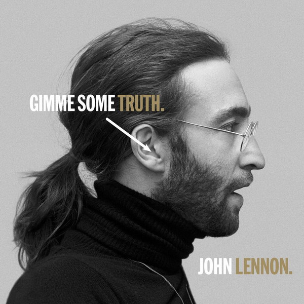 Вышел сборник лучших песен Джона Леннона «Gimme Some Truth» (Слушать)
