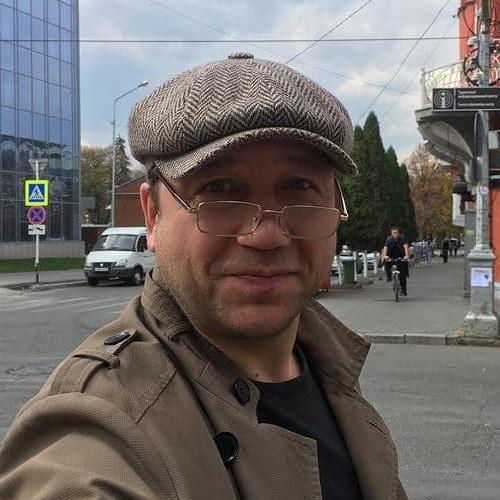 инстаграм Георгия Дронова