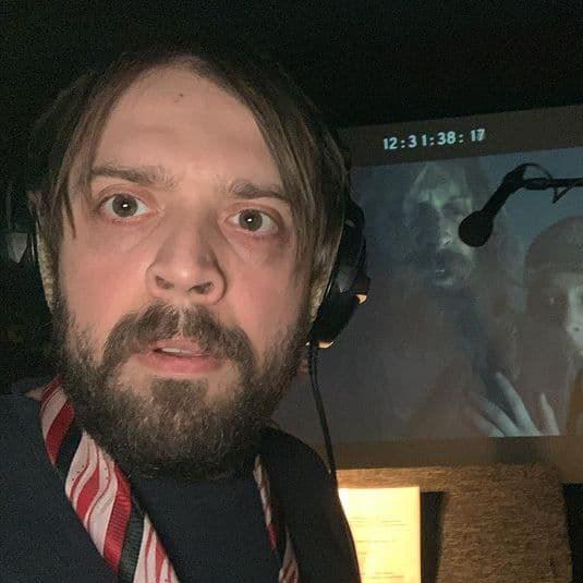 инстаграм Александра Ильина