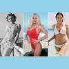 Мэрилин Монро стала обладательницей лучшего пляжного тела в истории