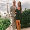 Нюша отпраздновала годовщину свадьбы в Париже