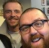 Саймон Пегг и Ник Фрост станут британскими охотниками на привидений