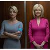 Шарлиз Терон, Николь Кидман и Марго Робби молча едут в лифте в трейлере «Бомбы» (Видео)