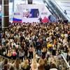Тысячи поклонников K-pop побывали на концерте корейских звезд в «Крокусе»