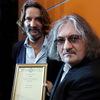 Илья Резник и Фредерик Бегбедер получили премию Terra Incognita