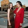 Кэтрин Зета-Джонс с дочерью станцевали и обнялись для рекламы Fendi (Видео)
