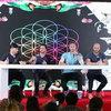 Coldplay представит свой альбом в прямом эфире на восходе и на закате (Видео)