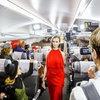 Первый в истории модный показ прошел в движущемся аэроэкспрессе