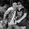 Шеff и Лигалайз помирились на юбилейном концерте Bad Balance