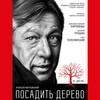 Михаил Ефремов готовится «Посадить дерево» вместе с сыном