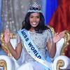 Представительница Ямайки стала «Мисс мира»