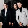 Jonas Brothers потолкались в автомобиле в Лас-Вегасе (Видео)